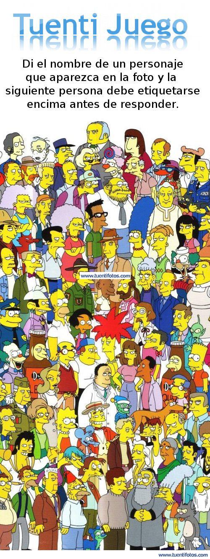 Juegos de Busca En Springfield