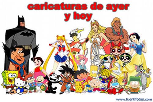 Dibujos de Dibujos Animados