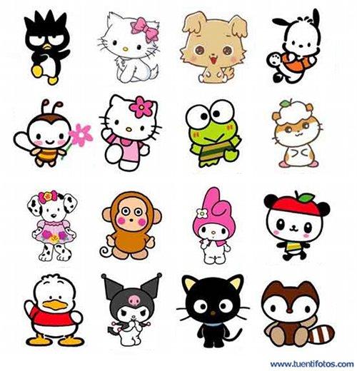 Dibujos De Animalitos
