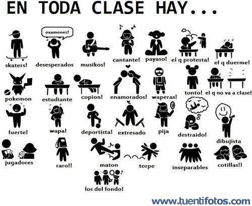 En Toda Clase Hay