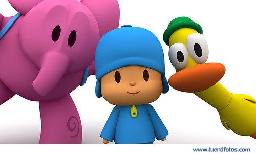 Series de Pocoyo, Ely y Pato