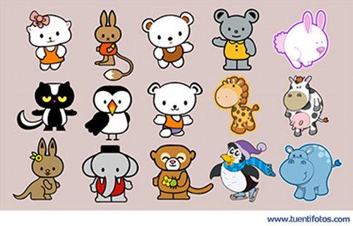 Animales de Quince Animalitos