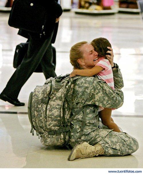 Tiernas de Mama Soldado