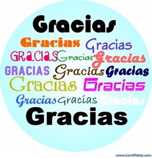 Frases de Muchas Gracias