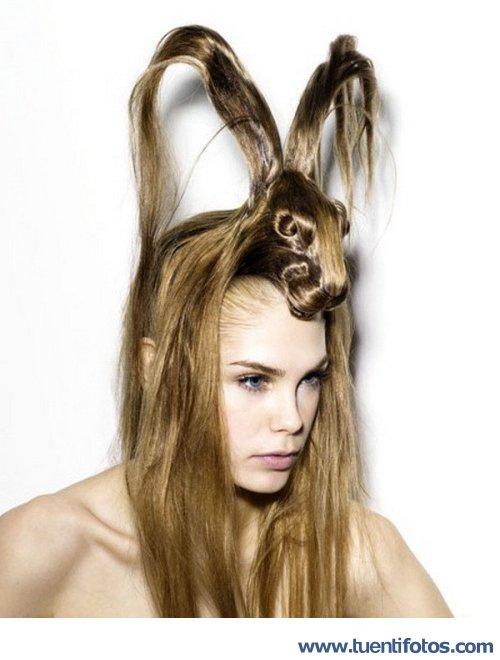 Increibles de Peinado Conejo