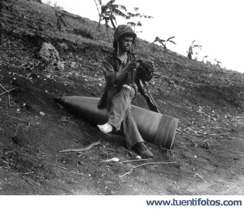 Ilusiones de Soldado Tranquilo En Bomba