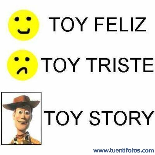 Frases de Toy Toy Toy Story