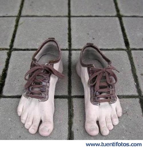Increibles de Zapatos Naturales