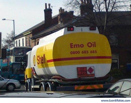 Curiosidades de Camión Emo Oil