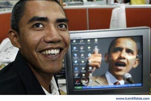 Parecidos de Clon De Obama