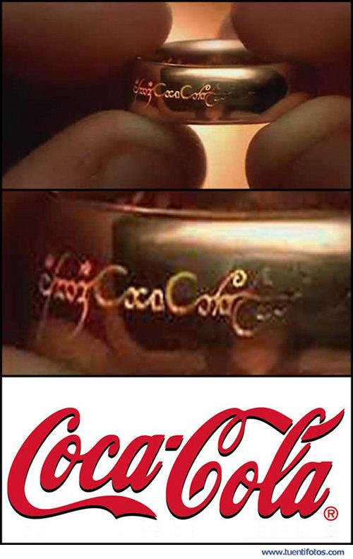 Curiosidades de Coca Cola Anillo Único