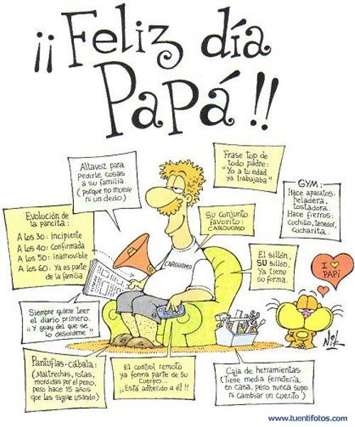 Feminista de Feliz Dia Papa