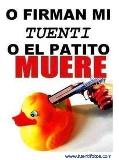 Bromas de Firma O El Pato Muere