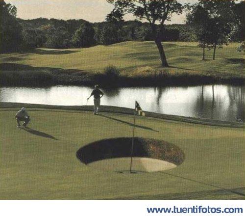 Bromas de Golf Para Torpes