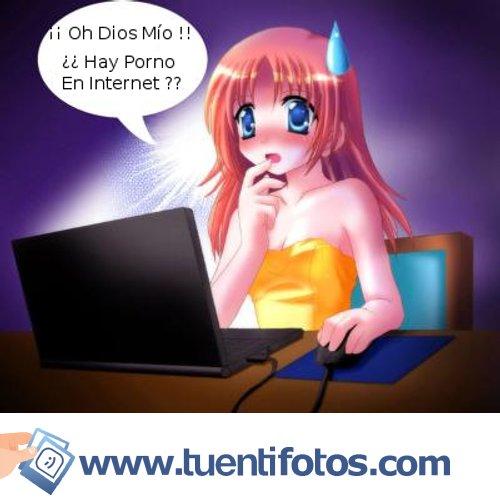 Dibujos de Hay Porno En Internet
