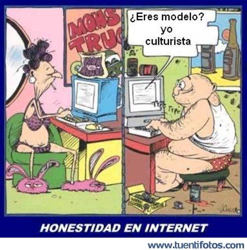 Dibujos de Honestidad En Internet