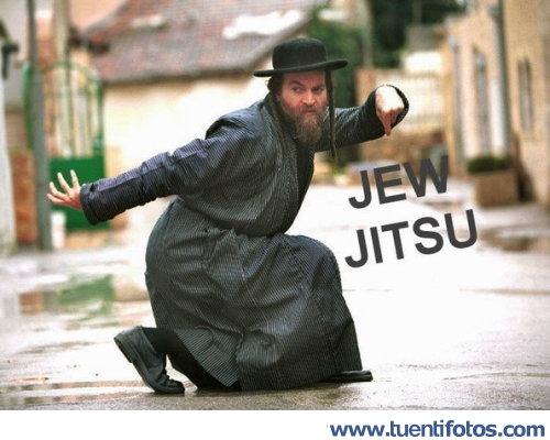 Bromas de Jew Jitsu
