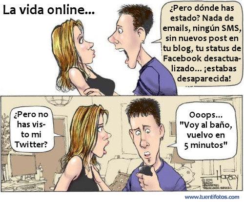 Chistes de La Vida Online