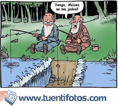 Chistes de Moises Cabrón