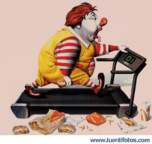 Dibujos de Payaso Gordo Del McDonalds