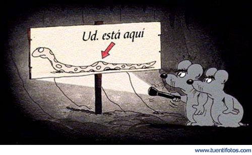 Dibujos de Ratones Desorientados