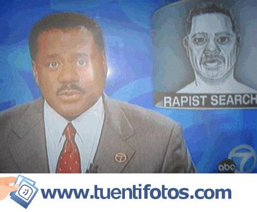Bromas de Se Busca Violador