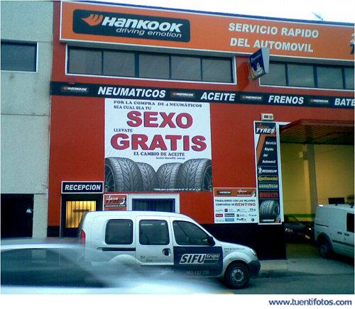Señales de Sexo Gratis
