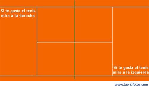 Bromas de Si Te Gusta El Tenis
