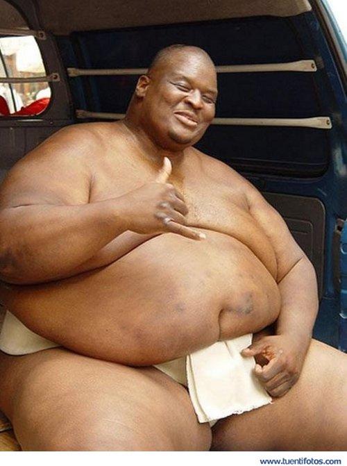 Personas de Super Gordo