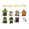 Miniatura de Amigos En Happy halloween