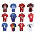 Miniatura de Camisetas De Futbolistas
