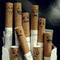Miniatura de Caras En Cigarrillos