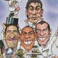 Miniatura de Caricaturas del Real Madrid