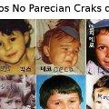 Miniatura de De Niños No Parecían Craks
