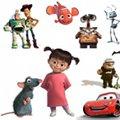 Miniatura de Personajes De Pixar