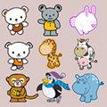 Miniatura de Quince Animalitos