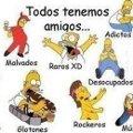 Miniatura de Todos Tenemos Amigos Simpson