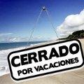 Miniatura de Cerrado Por Vacaciones