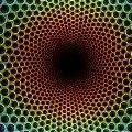 Miniatura de Ilusion Optica Agujero Negro