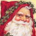 Miniatura de Retrato De Papa Noel