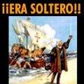 Miniatura de Cristobal Colón Era Soltero
