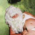 Miniatura de Papa Noel Borracho