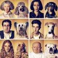 Miniatura de Perro Y Su Dueño
