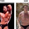 Miniatura de Terminator Antes Y Ahora