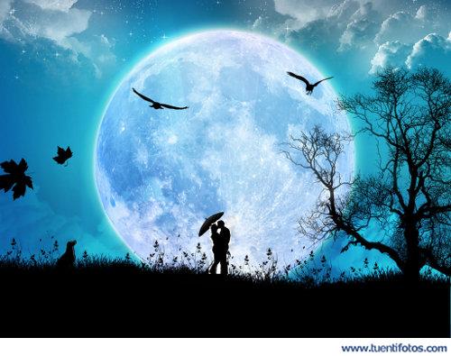 Románticas de A La Luz De La Luna