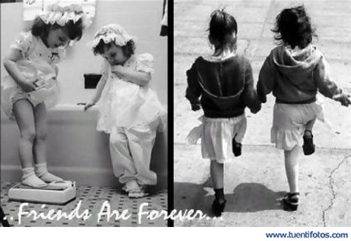 Amistad de Amigas Para Siempre