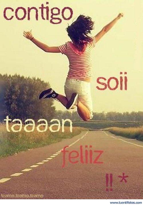 Contigo Soy Tan Feliz