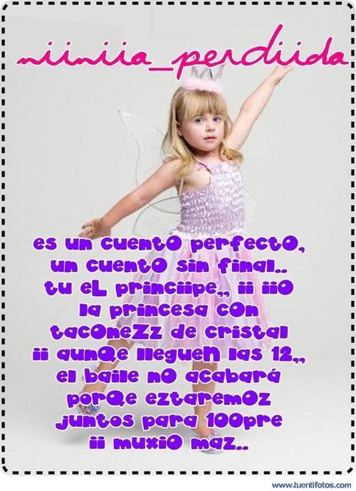 Textos de Cuento De Principe Y Princesa