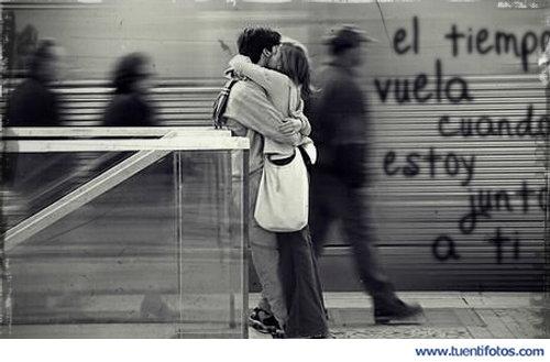 Amor de El Tiempo Vuela Junto A Ti