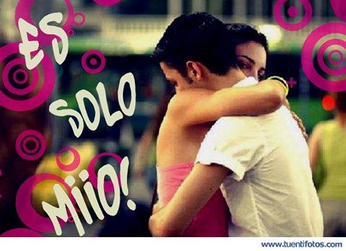 Amor de Es Solo Mio